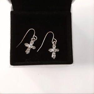 3/$30 ✨ Cross earrings